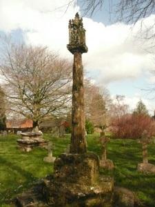 Memorial Fitzhead church
