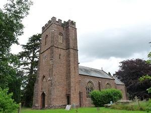 St James' Church Fitzhead